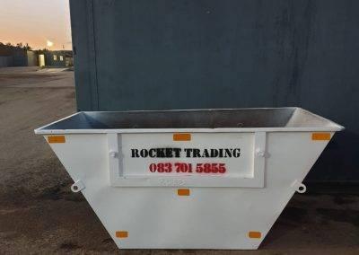 Rocket Trading - Cube Bins